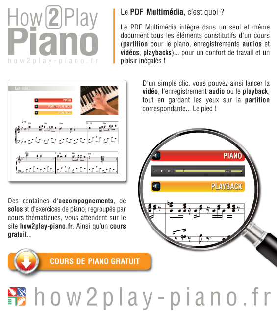 cours de piano sur pdf multim dia how2play. Black Bedroom Furniture Sets. Home Design Ideas