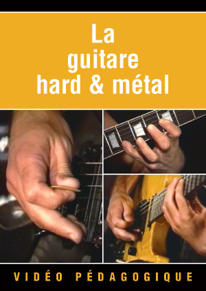 La guitare hard & mtal
