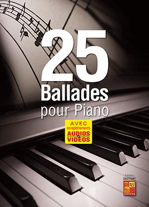 25 ballades pour piano