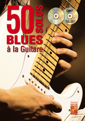 50 solos blues à la guitare