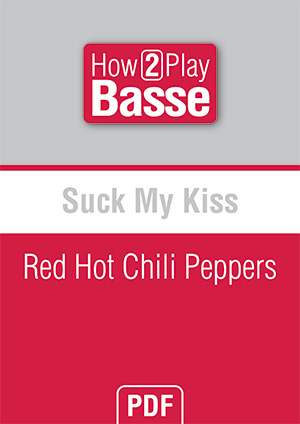 Suck My Kiss - Red Hot Chili Peppers