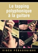 Le tapping polyphonique à la guitare