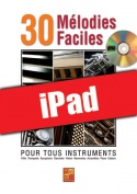 30 mélodies faciles - Accordéon (iPad)