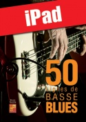 50 lignes de basse blues (iPad)
