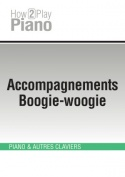 Accompagnements Boogie-woogie