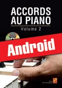 Accords au piano - Volume 2 (Android)