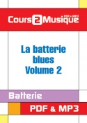 La batterie blues - Volume 2