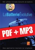 La batterie évolutive (pdf + mp3)