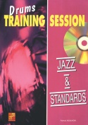 Drums Training Session - Jazz & standards