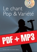 Le chant pop & variété (pdf + mp3)