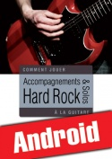 Accompagnements & solos hard rock à la guitare (Android)