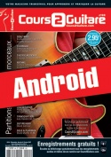 Cours 2 Guitare n°44 (Android)