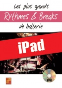 Les plus grands rythmes & breaks de batterie (iPad)