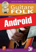 La guitare folk en 3D (Android)