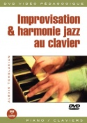 Improvisation & harmonie jazz au clavier