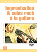 Improvisation & solos rock à la guitare