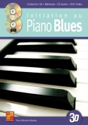 Initiation au piano blues en 3D
