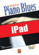 Initiation au piano blues (iPad)