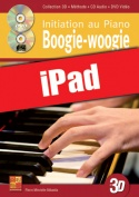 Initiation au piano boogie-woogie en 3D (iPad)