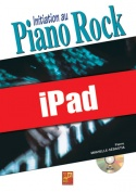 Initiation au piano rock (iPad)