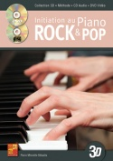 Initiation au piano rock & pop en 3D