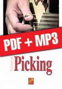 Techniques du picking (pdf + mp3)