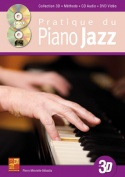 Pratique du piano jazz en 3D