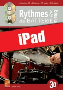 Rythmes & breaks de batterie en 3D (iPad)