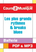 Les plus grands rythmes & breaks blues