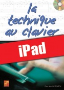 La technique au clavier (iPad)