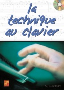 La technique au clavier