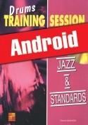 Drums Training Session - Jazz & standards (Android)