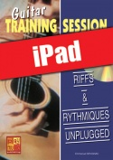 Guitar Training Session - Riffs & rythmiques unplugged (iPad)