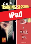 Guitar Training Session - Solos & impros jazz (iPad)