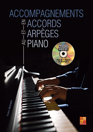 Accompagnements en accords et arpèges au piano