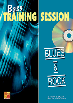 Bass Training Session - Blues & rock
