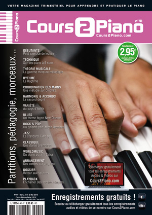 Cours 2 Piano n°41