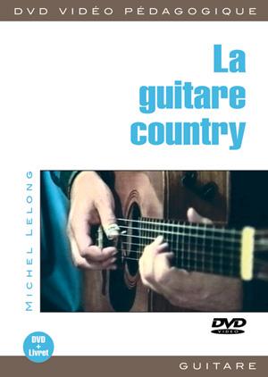 La guitare country