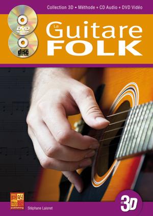 La guitare folk en 3D