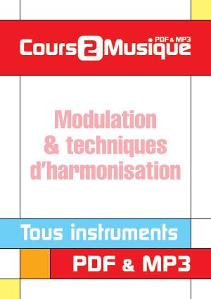 Modulation & techniques d'harmonisation
