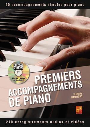 Premiers accompagnements de piano