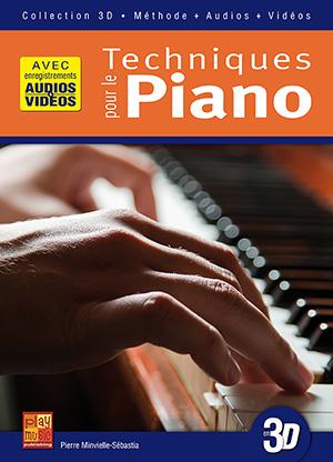 Techniques pour le piano en 3D