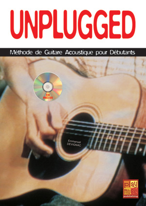 unplugged guitare m thodes pour les d butants emmanuel devignac. Black Bedroom Furniture Sets. Home Design Ideas