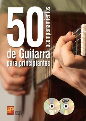 50 acompañamientos de guitarra para principiantes