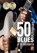 50 rítmicas blues a la guitarra