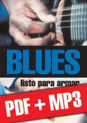 El blues listo para armar (pdf + mp3)