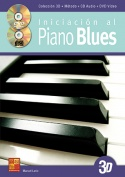 Iniciación al piano blues en 3D