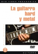 La guitarra hard y metal