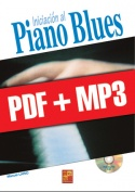 Iniciación al piano blues (pdf + mp3)