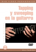 Tapping y sweeping en la guitarra